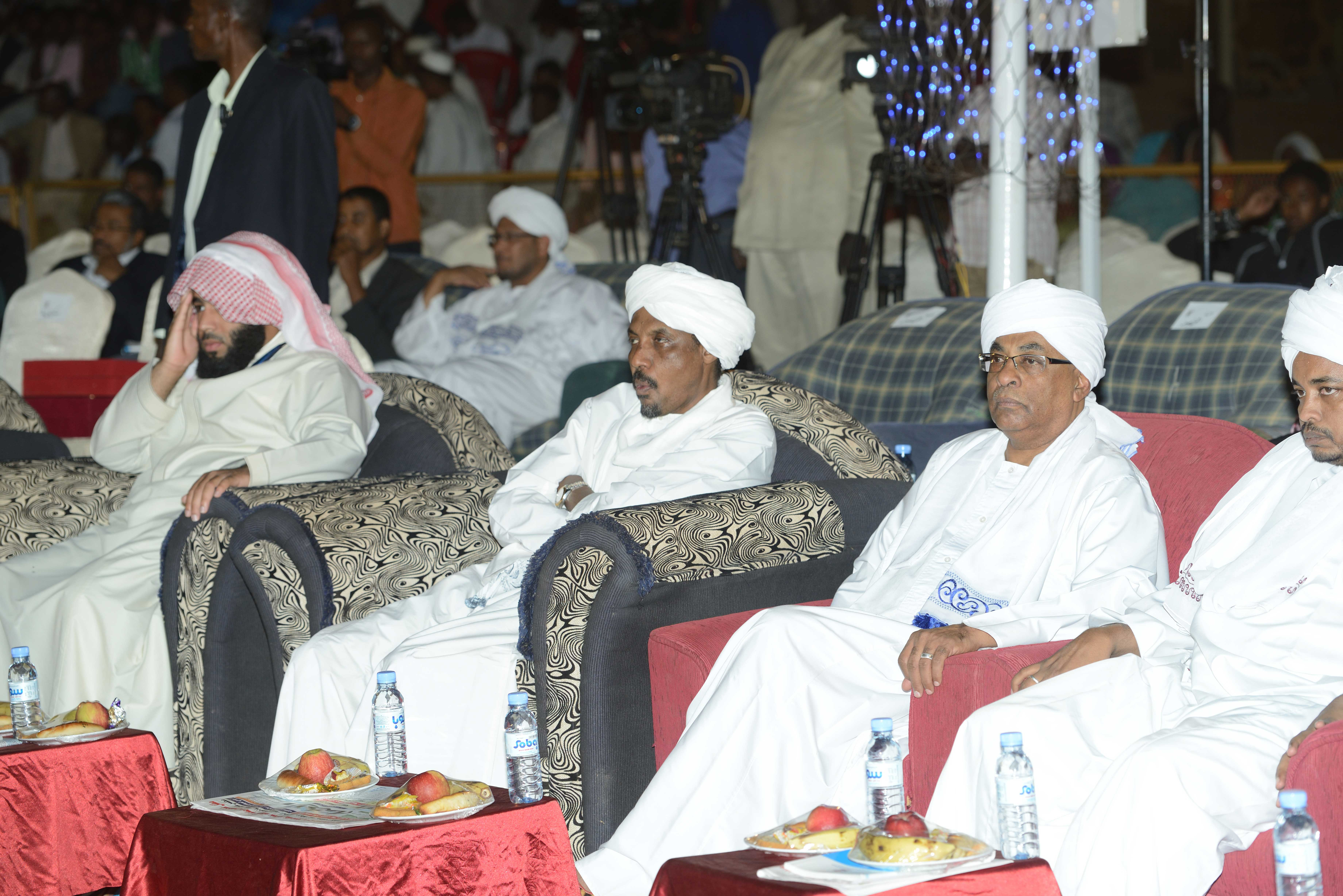 صور من افتتاح معرض الخرطوم الدولي الدورة 32